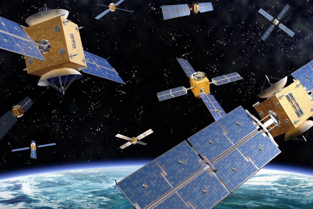 Satellite Access To The Internet
